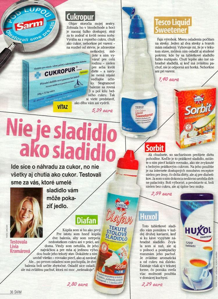 Cukropur v SK